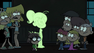 S1E01A Luan is glowing