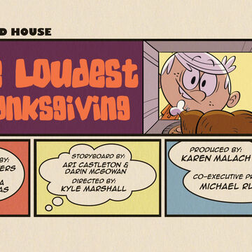 the loud house encyclopedia