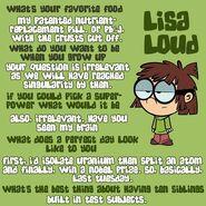 Lisa Q&A