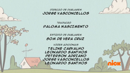 Creditos de doblaje The Loud House PTBR (S320-2)