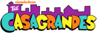 The Casagrandes official logo