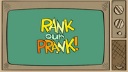 S4E03A Rank our Prank!