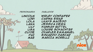 Creditos de doblaje The Loud House PTBR (S114-1)