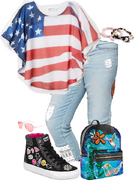Tween School Outfit