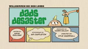 Dads Desaster
