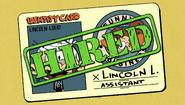 S1E24A Linc Hired