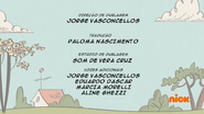 Creditos de doblaje The Loud House PTBR (S317-2)