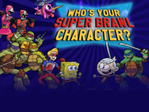 Who's your Super Brawl Character