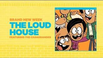 The Loud House Casagrandes week episodes promo commercial 2 - Nickelodeon