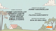 Creditos de doblaje The Loud House PTBR (S307-2)