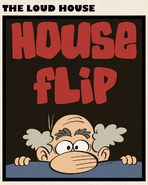 House Flip square title card
