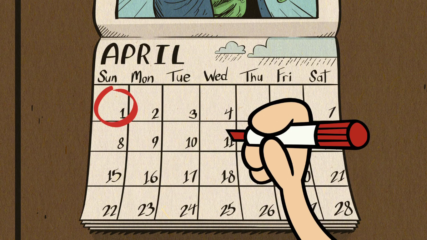 the loud house april fools rules full episode