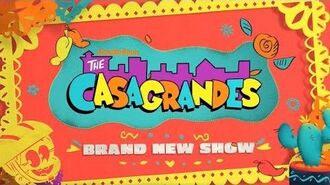 The Casagrandes September 2019 promo commercial - Nickelodeon