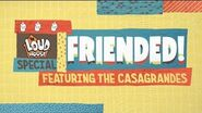 "The Loud House ""Friended! with the Casagrandes"" promo 3 - Nickelodeon"