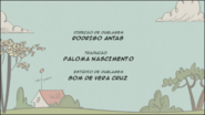 Creditos de doblaje The Loud House PTBR (S104-2)