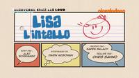 Lisa l'intello