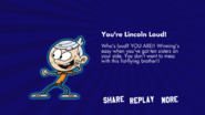 You're Lincoln Loud!