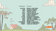 Creditos de doblaje The Loud House PTBR (S220-1)