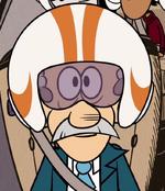 Huggins' Helmet