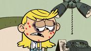 S03E12A Lola mengungkapkan dia berbohong tentang sakit