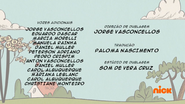 Creditos de doblaje The Loud House PTBR (S310-2)