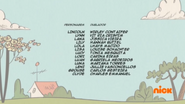 Creditos de doblaje The Loud House PTBR (S218-1)