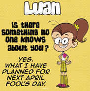 Luan Q&A Secret