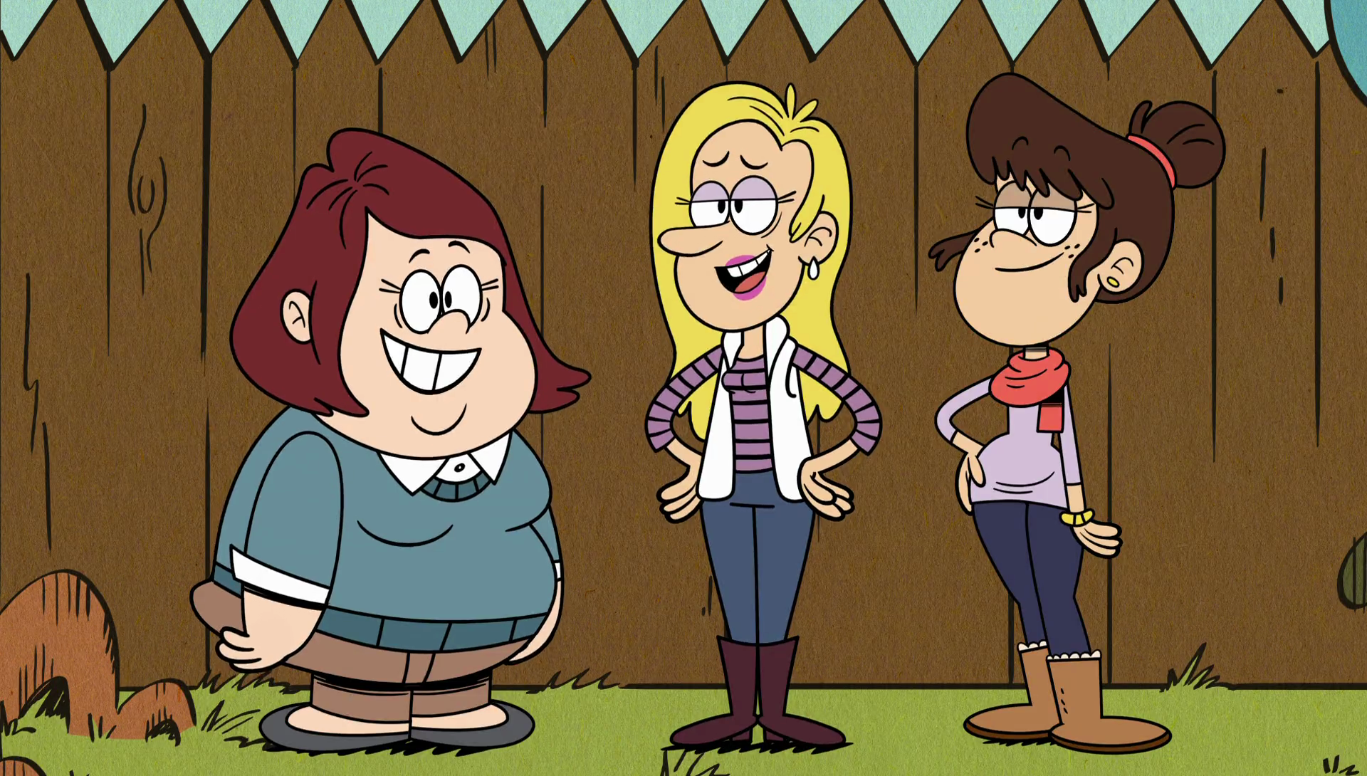 Image - S1E24A the moms.png | The Loud House Encyclopedia