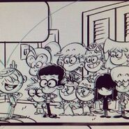 Unknown loudhouse episode