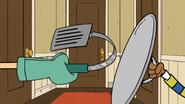 KotC Bent spatula