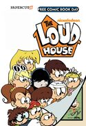 Loud House FCBD Comic