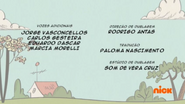 Creditos de doblaje The Loud House PTBR (S126-2)