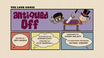 The loud house Temporada 03 Capitulo 25B -  Antiguedades no