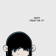 Lucy loud friday the 13th