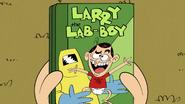 S2E23B Larry the Lab-Boy