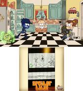 TLH Batalla por la Comida Storyboard Comparación Final 1