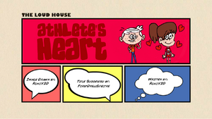 Athlete's Heart Title Card