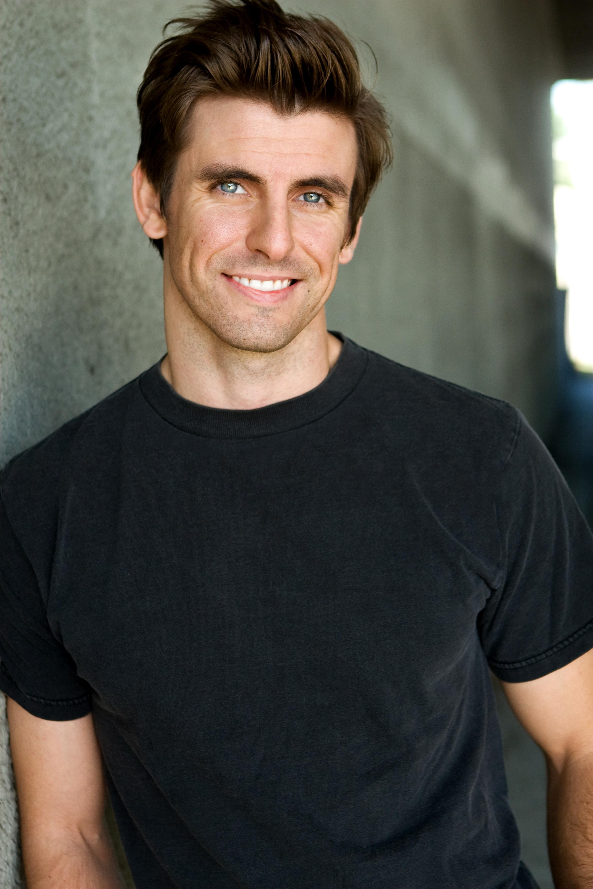 Cooper Barnes actor