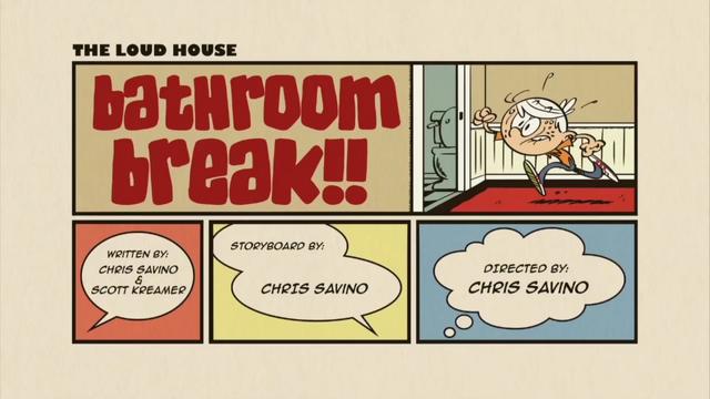 Bathroom Break