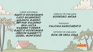 Creditos de doblaje The Loud House PTBR (S113-2)