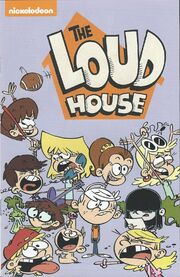 LoudHouseCover