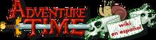 Wordmark - Hora de aventura Wiki