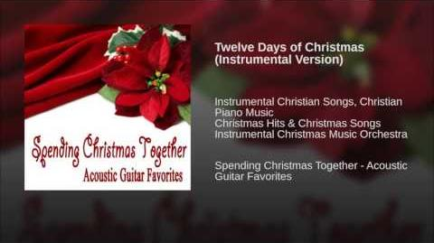 file history - 12 Days Of Christmas Instrumental