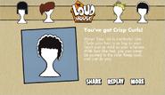 Crisp Curls
