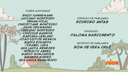 Creditos de doblaje The Loud House PTBR (S119-2)