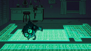 S03E17 Lisa dancing