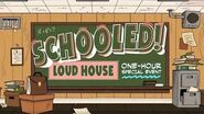 """The Loud House """"Schooled!"""" promo 3 - Nickelodeon"""