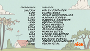 Creditos de doblaje The Loud House PTBR (S117-1)