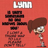 Lynn Q&A Secret