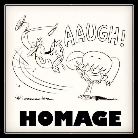 File:Peanuts homage.jpg